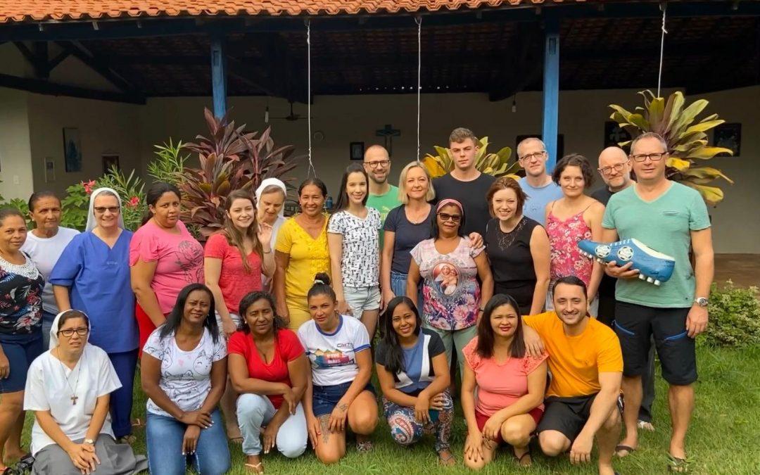 Einsatz im brasilianischen Coroata im Oktober/November 2019