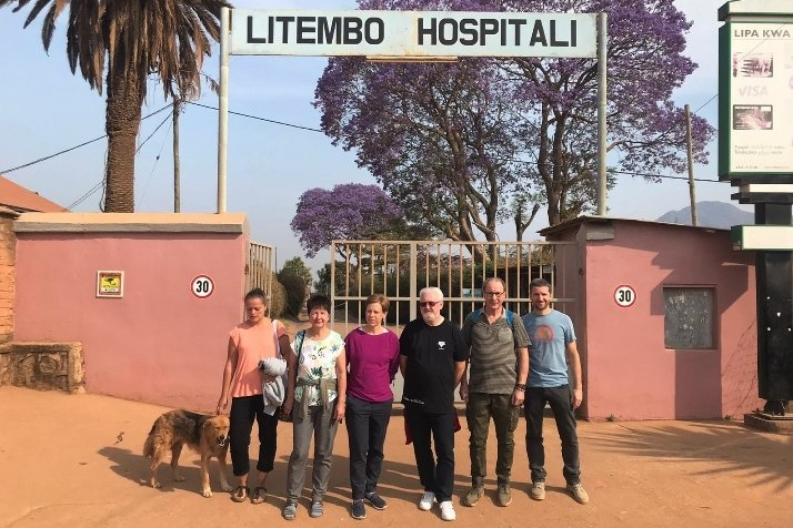 Erster Einsatz in Litembo in Tanzania im Herbst 2020
