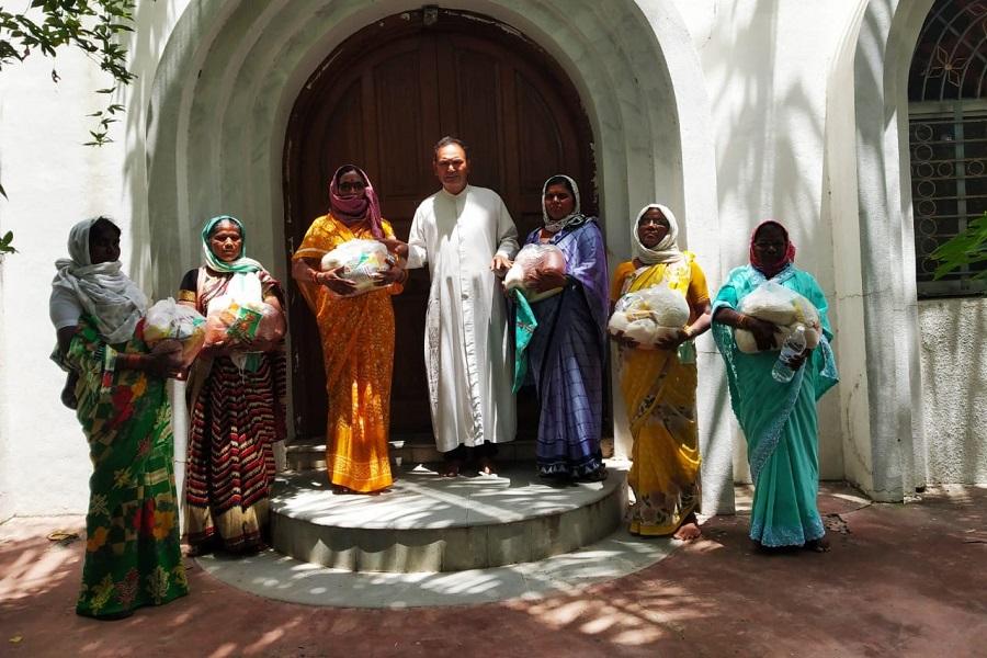 Interplast Projektsituation in Indien